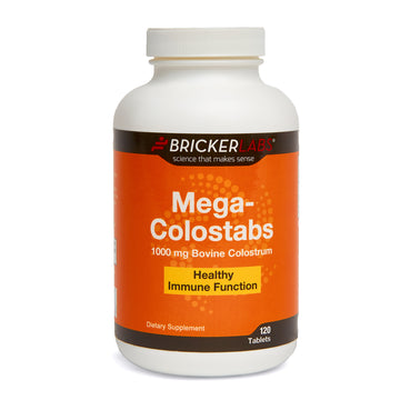 Mega-Colostabs, 120 capsules