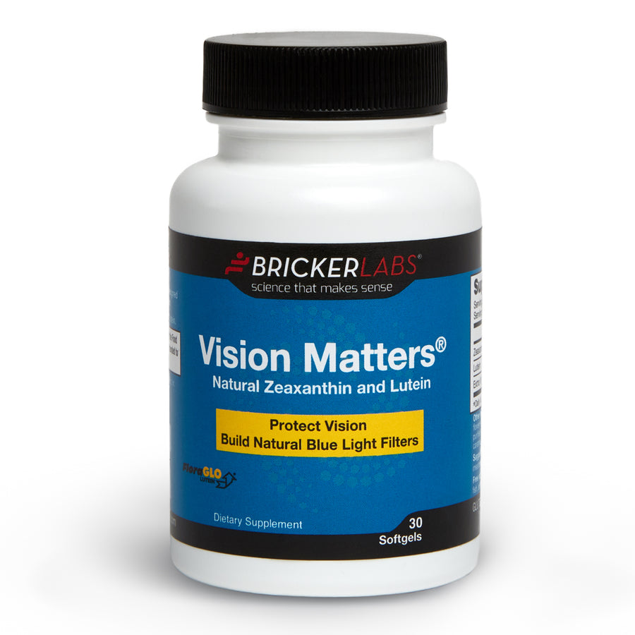 Vision Matters®: Natural Protection for Everyday Eye Health