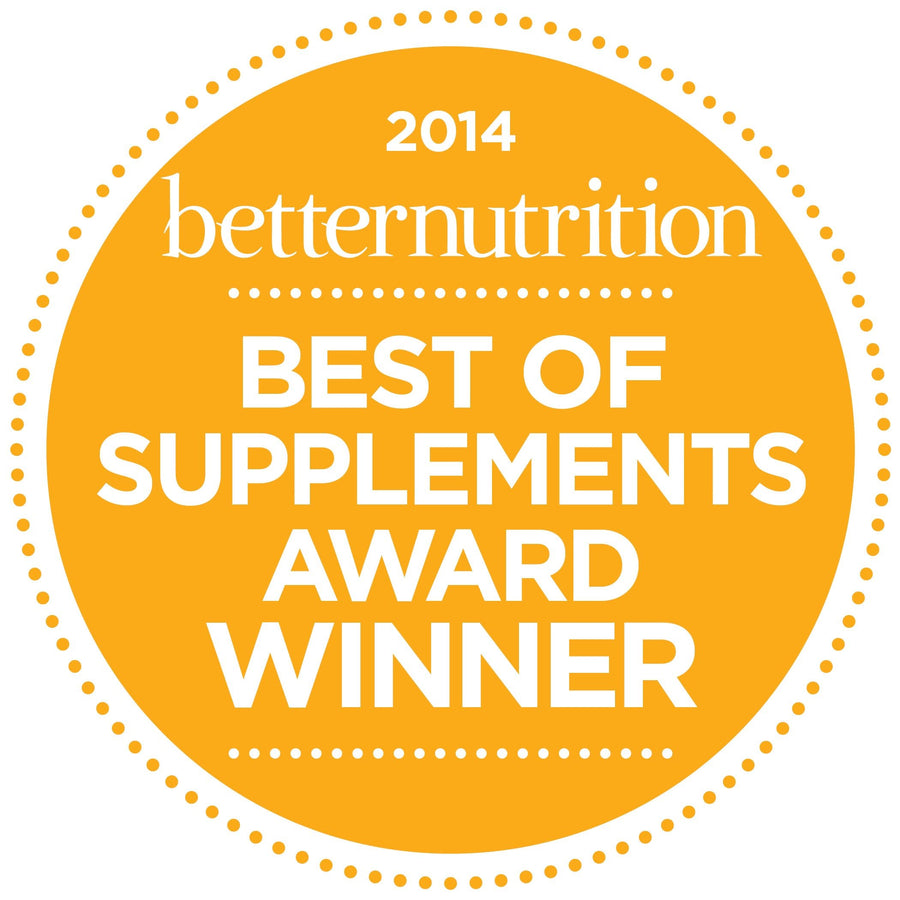 Best of Supplements Award Winner