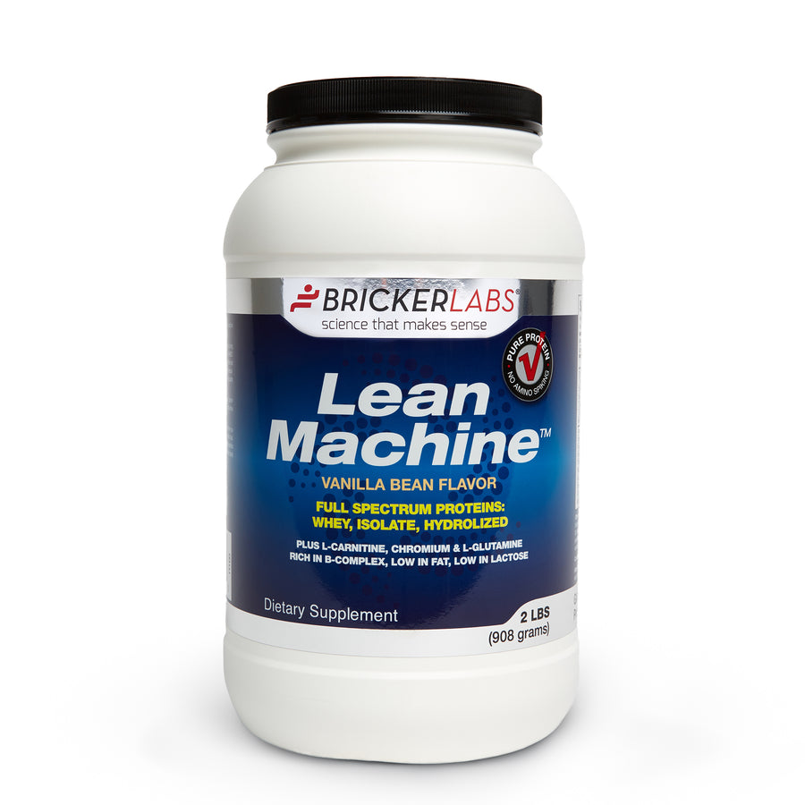 Lean Machine Protein Powder