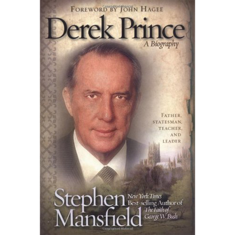 Stephen Mansfield A Biography