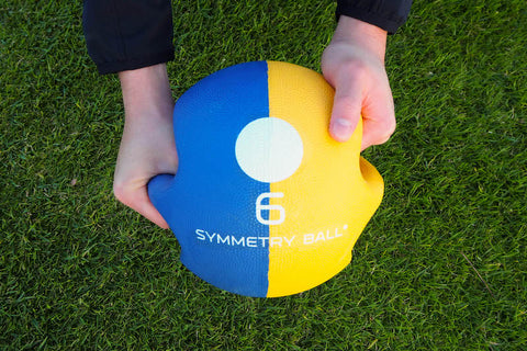 golf symmetry ball hand positioning quick release