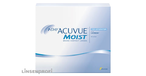 1- Day Acuvue Moist Astigmatism