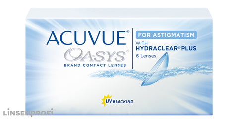 Acuvue Oasys for Astigmastism