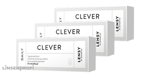 Lensy Daily Clever Multifocal