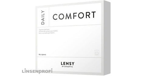 Lensy Daily Comfort Spheric