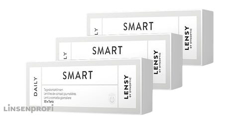 Lensy Daily Smart Toric