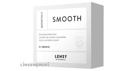 Lensy Monthly Smooth Spheric