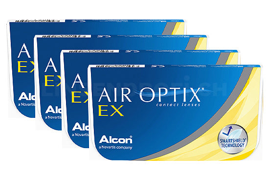 Air Optix EX (4x3 Stück), SPARPAKET 6 Monate