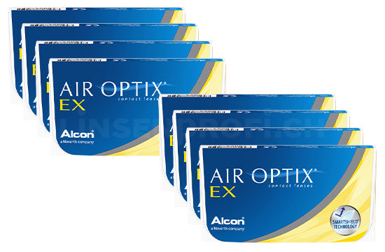 Air Optix EX (8x3 Stück), SPARPAKET 12 Monate