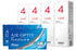 Air Optix plus HydraGlyde & Lensy Care 4, Halbjahres-Sparpaket