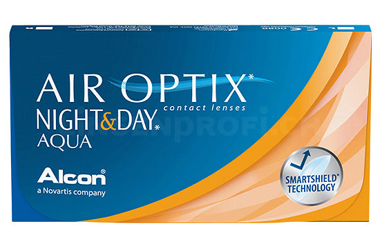 Air Optix Night&Day Aqua (1x6 Stück)