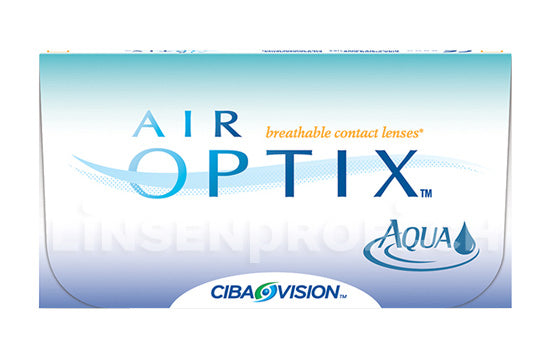 Air Optix Aqua (1x6 Stück)