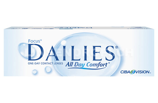Dailies All Day Comfort (1x30 Stück)