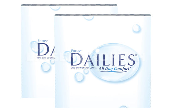 Dailies All Day Comfort (2x90 Stück), SPARPAKET 3 Monate