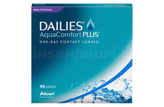 Dailies AquaComfort Plus Multifocal (1x90 Stück)