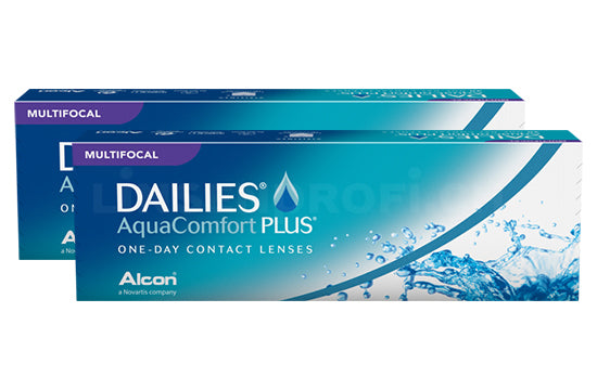 Dailies AquaComfort Plus Multifocal (2x30 Stück)