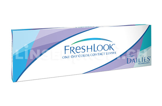 Dailies FreshLook Colors One-Day (1x10 Stück)