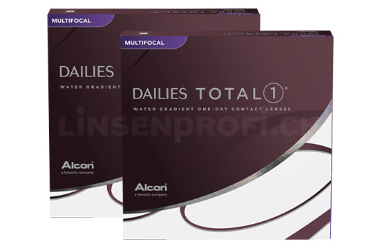 Dailies Total 1 Multifocal (2x90 Stück), SPARPAKET 3 Monate