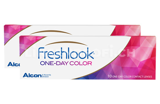 Dailies FreshLook Colors One-Day (2x10 Stück)