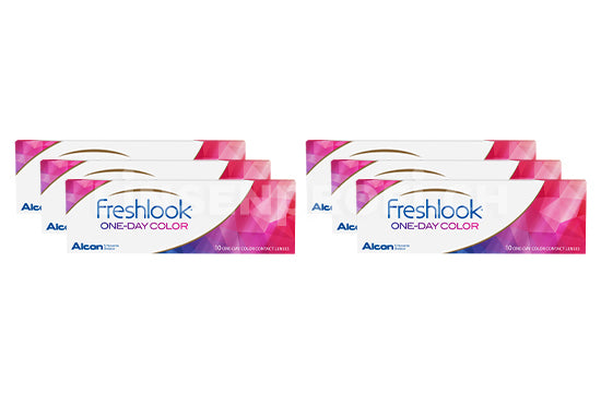 Dailies FreshLook Colors One-Day (2x30 Stück)
