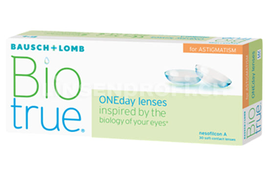 Biotrue ONEday for Astigmatism (1x30 Stück)