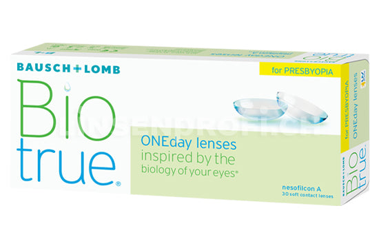 Biotrue ONEday for Presbyopia (1x30 Stück)