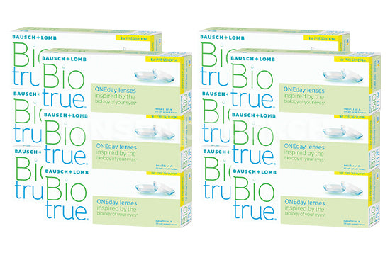 Biotrue ONEday for Presbyopia (2x180 Stück), SPARPAKET 6 Monate