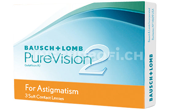 PureVision 2 HD for Astigmatism (1x3 Stück)