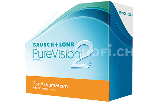 PureVision 2 HD for Astigmatism (1x6 Stück)