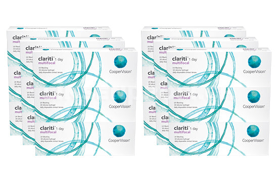 clariti 1 Day Multifocal (2x270 Stück), SPARPAKET 9 Monate