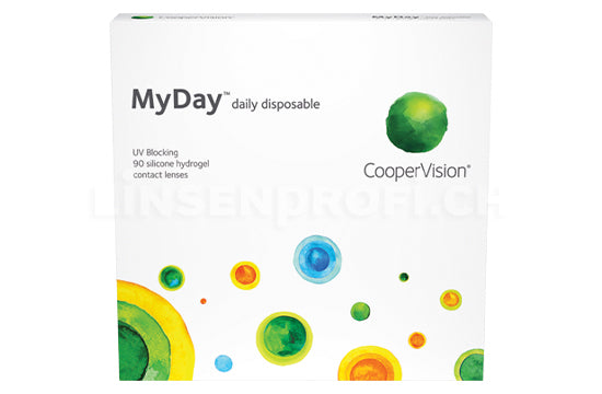 MyDay daily disposable (1x90 Stück)