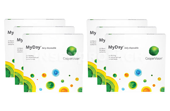 MyDay daily disposable (2x270 Stück) SPARPAKET 9 Monate