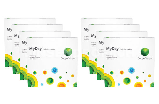 MyDay daily disposable (2x360 Stück) SPARPAKET 12 Monate