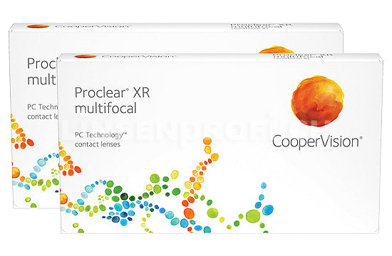 Proclear Multifocal XR (2x6 Stück) SPARPAKET 6 Monate