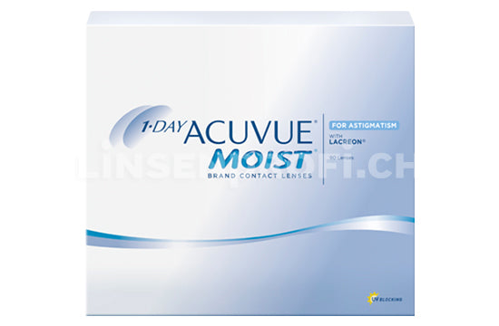 1-Day Acuvue Moist for Astigmatism (1x90 Stück)