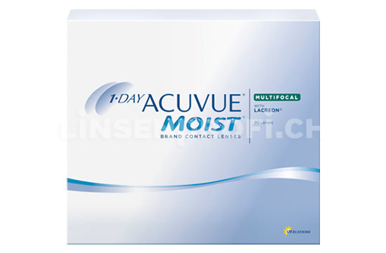 1-Day Acuvue Moist Multifocal (1x90 Stück)
