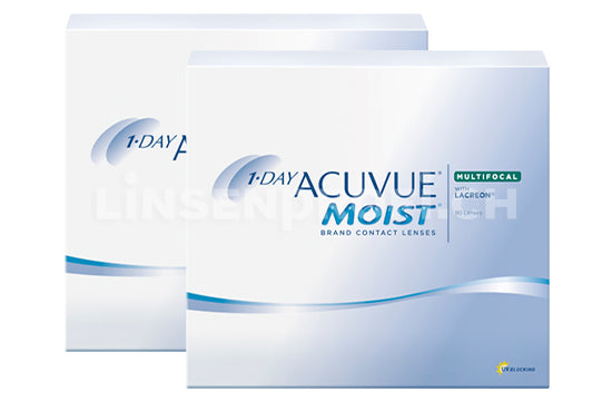 1-Day Acuvue Moist Multifocal (2x90 Stück), SPARPAKET 3 Monate