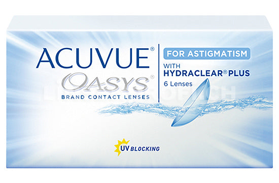 Acuvue Oasys for Astigmatism (1x6 Stück)