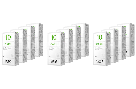 Lensy Care 10 (12x60ml)