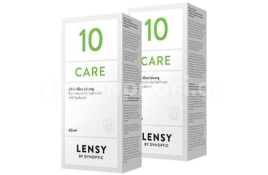 Lensy Care 10 (2x60ml)