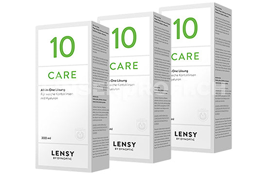 Lensy Care 10 (3x300ml)