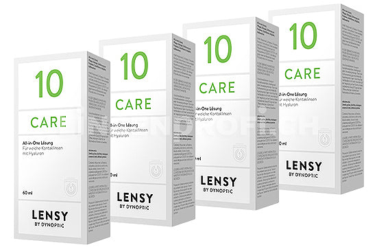 Lensy Care 10 (4x60ml)