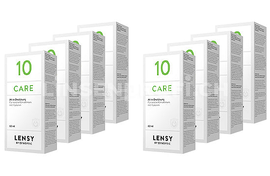 Lensy Care 10 (8x60ml)