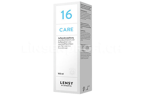 Lensy Care 16 (1x100ml)