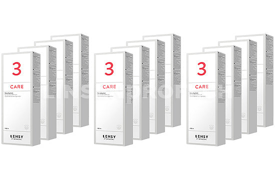 Dynaeasy 4+ neu Lensy Care 3 (12x250ml)