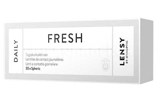 Lensy Daily Fresh Spheric (1x30 Stück)