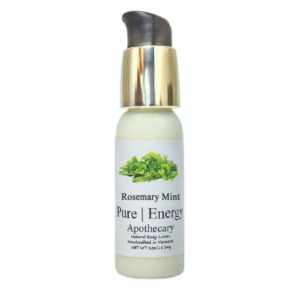 ROSEMARY MINT 1oz Body Lotion