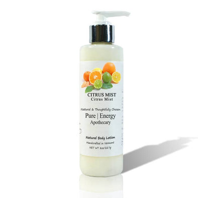 CITRUS MIST 8oz Body Lotion