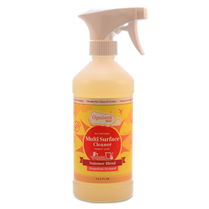 All Natural Multi Surface Cleaner - Summer Blend (Grapefruit Orchards)